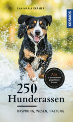 250 Hunderassen (eBook, ePUB)