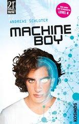 21st Century Thrill: Machine Boy (eBook, ePUB)