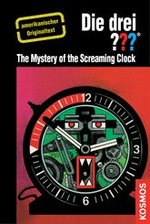 The Three Investigators and the Mystery of the Screaming Clock (eBook, ePUB)