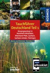 Tauchreiseführer Deutschland Teil 1 (eBook, ePUB)