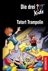 Die drei ??? Kids, 71, Tatort Trampolin (drei Fragezeichen Kids) (eBook, ePUB)