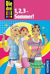 Die drei !!!, 1,2,3 Sommer! (drei Ausrufezeichen) (eBook, ePUB)