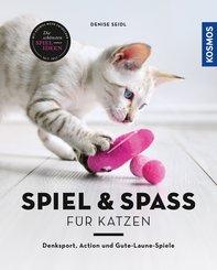 Spiel & Spaß für Katzen (eBook, ePUB)