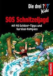 Die drei ??? Kids, SOS Schnitzeljagd (drei Fragezeichen Kids) (eBook, PDF)