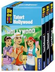 Die drei !!!, Tatort Hollywood - Jubiläumstrilogie im Schmuckschuber