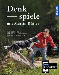 KOSMOS eBooklet: Denkspiele - Spiele für jedes Mensch-Hund-Team (eBook, ePUB)