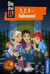 Die drei !!!, 1, 2, 3 - Halloween! (drei Ausrufezeichen) (eBook, ePUB)