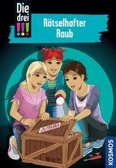 Die drei !!!, 86, Rätselhafter Raub (drei Ausrufezeichen) (eBook, ePUB)