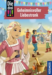 Die drei !!!, 87, Geheimnisvoller Liebestrank (drei Ausrufezeichen) (eBook, ePUB)