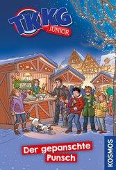 TKKG Junior, 11, Der gepanschte Punsch (eBook, ePUB)