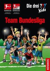 Die drei ??? Kids, Team Bundesliga (drei Fragezeichen Kids) (eBook, PDF)