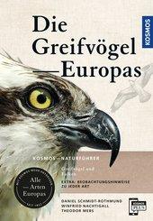 Greifvögel Europas (eBook, PDF)