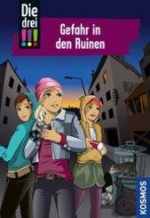 Die drei !!!, 71, Gefahr in den Ruinen (drei Ausrufezeichen) (eBook, ePUB)