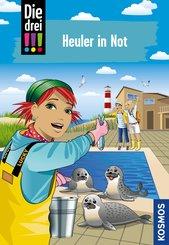 Die drei !!!, 65, Heuler in Not (drei Ausrufezeichen) (eBook, ePUB)