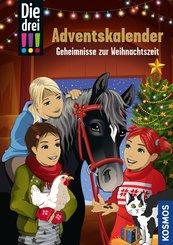 Die drei !!!, Geheimnisse zur Weihnachtszeit (drei Ausrufezeichen) (eBook, PDF)