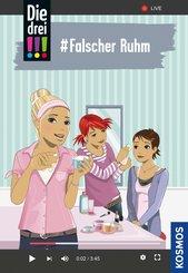 Die drei !!!, 76, #Falscher Ruhm (drei Ausrufezeichen) (eBook, ePUB)