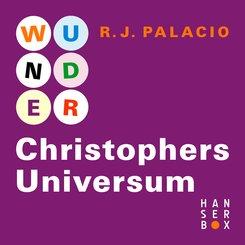 Wunder - Christophers Universum (eBook, ePUB)