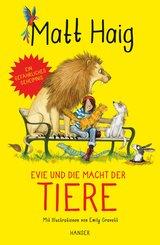 Evie und die Macht der Tiere (eBook, ePUB)