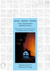 Heimat - Identität - Mobilität in der zeitgenössischen jüdischen Literatur (eBook, PDF)