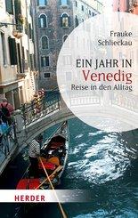 Ein Jahr in Venedig (eBook, ePUB)
