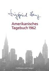 Amerikanisches Tagebuch 1962 (eBook, ePUB)