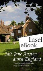 Mit Jane Austen durch England (eBook, ePUB/PDF)