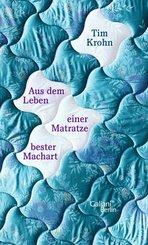Aus dem Leben einer Matratze bester Machart (eBook, ePUB)