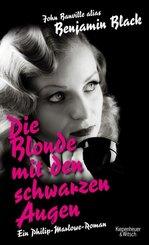Die Blonde mit den schwarzen Augen (eBook, ePUB)