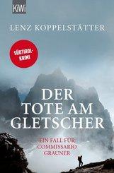 Der Tote am Gletscher (eBook, ePUB)