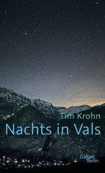 Nachts in Vals (eBook, ePUB)