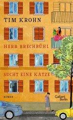 Herr Brechbühl sucht eine Katze (eBook, ePUB)