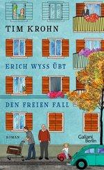 Erich Wyss übt den freien Fall (eBook, ePUB)