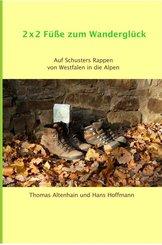 2 x 2 Füße zum Wanderglück (eBook, ePUB)