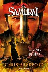 Samurai 6: Der Ring des Feuers (eBook, ePUB)