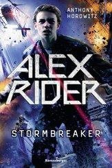 Alex Rider 1: Stormbreaker (eBook, ePUB)