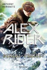 Alex Rider 2: Gemini-Project (eBook, ePUB)