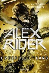 Alex Rider 8: Crocodile Tears (eBook, ePUB)