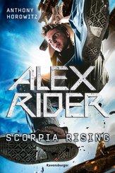 Alex Rider 9: Scorpia Rising (eBook, ePUB)