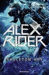 Alex Rider 3: Skeleton Key (eBook, ePUB)