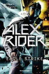 Alex Rider 4: Eagle Strike (eBook, ePUB)