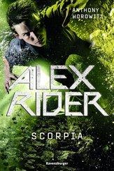 Alex Rider 5: Scorpia (eBook, ePUB)