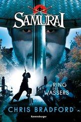 Samurai 5: Der Ring des Wassers (eBook, ePUB)