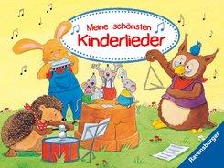 Meine schönsten Kinderlieder (eBook, PDF)