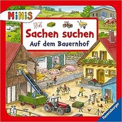 Ravensburger Minis: Sachen suchen - Auf dem Bauernhof
