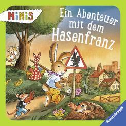 Ravensburger Minis Ostern - Ein Abenteuer mit dem Hasenfranz