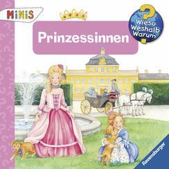 Ravensburger Minis: Prinzessinnen - Wieso? Weshalb? Warum?