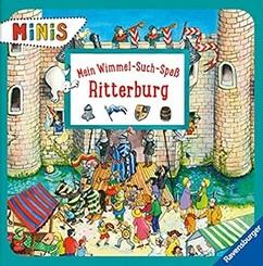 Ravensburger Minis - Mein Wimmel-Such-Spaß: Ritterburg