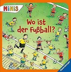 Ravensburger Minis - Wo ist der Fußball?