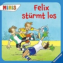 Ravensburger Minis - Felix stürmt los