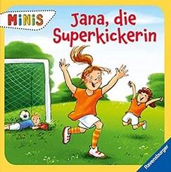 Ravensburger Minis - Jana, die Superkickerin